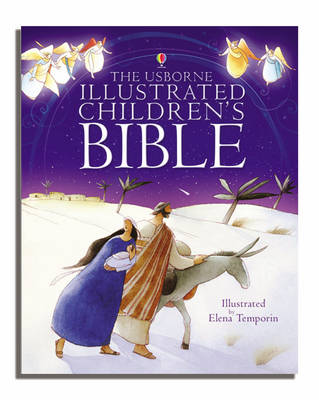 Illustrated Children's Bible (Hardback)