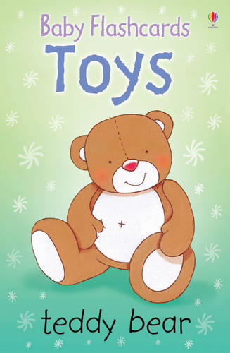 Toys - Very First Flashcards (Cards)