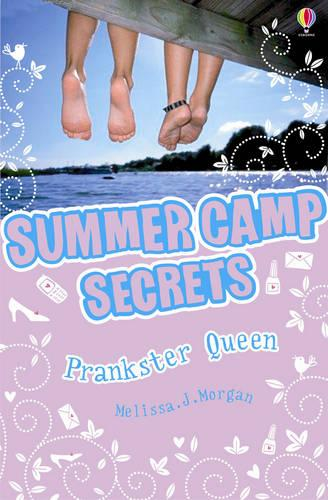 Prankster Queen - Summer Camp Secrets (Paperback)