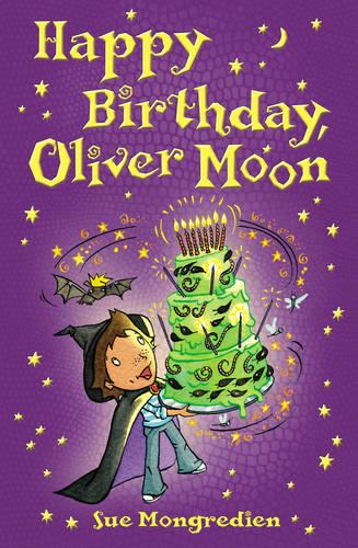 Happy Birthday, Oliver Moon (Paperback)
