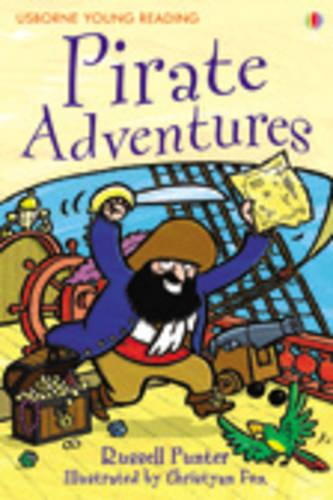 Pirate Adventures - Young Reading Series One (Hardback)
