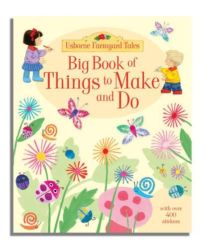 Big Book of Farmyard Tales Things to Make and Do - Farmyard Tales (Spiral bound)