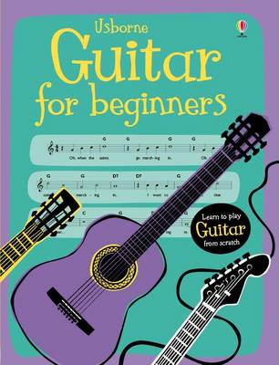 Guitar for Beginners - Music for Beginners (Spiral bound)