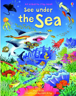 See Under the Sea - Usborne See Inside (Hardback)