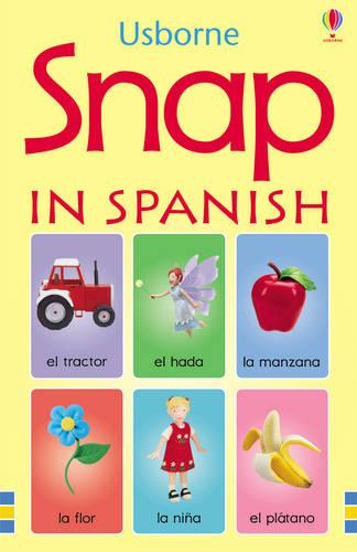 Snap Cards in Spanish (Cards)