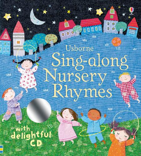 Singalong Nursery Rhymes (Mixed media product)