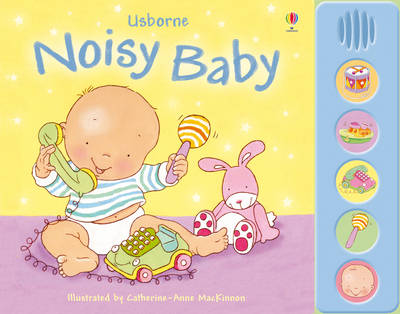 Noisy Baby: Sound Book (Board book)