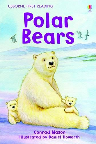 Polar Bear - Usborne First Reading Level 4 (Hardback)