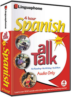 All Talk Spanish (CD-Audio)