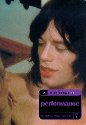 """Performance"": The Ultimate A-Z - Bloomsbury Movie Guide (Paperback)"