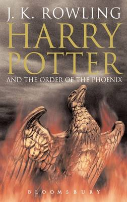 Harry Potter and the Order of the Phoenix (Hardback)
