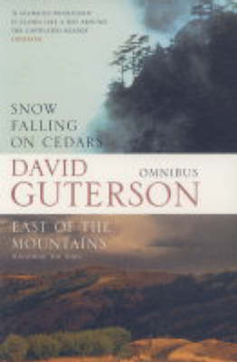 "David Guterson Omnibus: ""Snow Falling on Cedars"", ""East of the Mountains"" (Paperback)"