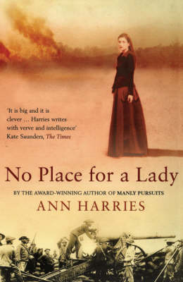 No Place for a Lady (Paperback)