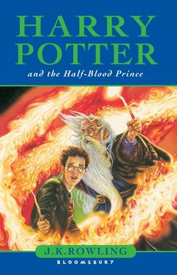 Harry Potter and the Half-blood Prince: Children's Edition (Hardback)