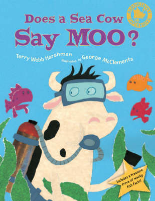 Does a Sea Cow Say Moo? (Paperback)
