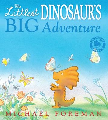 The Littlest Dinosaur's Big Adventure (Paperback)