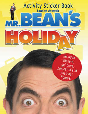 "The ""Mr Bean"" Activity Book (Paperback)"
