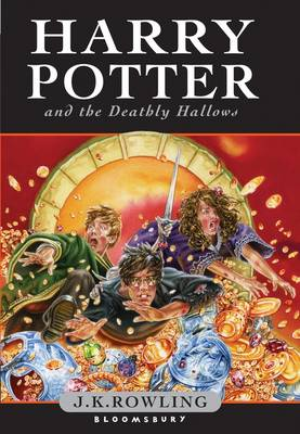 Harry Potter and the Deathly Hallows (Hardback)