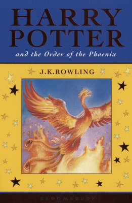 """Harry Potter and the Order of the Phoenix"" (Paperback)"