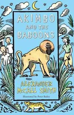 Akimbo and the Baboons (Paperback)