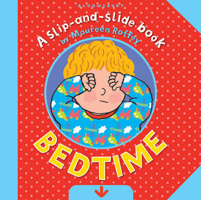 Bedtime - Slip-and-Slide Book (Hardback)