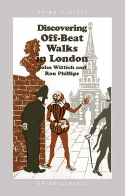 Discovering Off-beat Walks in London - Shire Discovering No. 63 (Paperback)