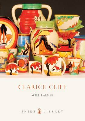 Clarice Cliff - Shire Library No. 590 (Paperback)