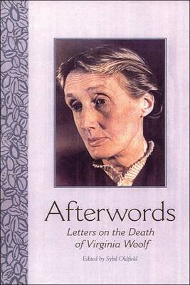 Afterwords: Letters on the Death of Virginia Woolf (Hardback)