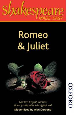Shakespeare Made Easy - Romeo and Juliet (Paperback)