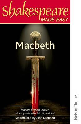 Shakespeare Made Easy - Macbeth (Paperback)
