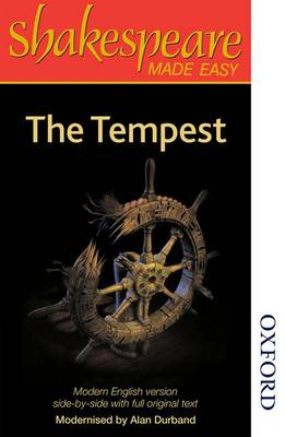 Shakespeare Made Easy - The Tempest (Paperback)