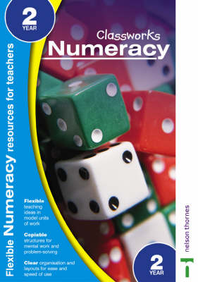 Classworks - Numeracy Year 2 (Paperback)