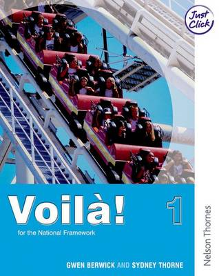 Voila! 1 Student's Book (Paperback)