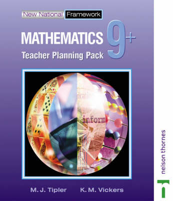 New National Framework Mathematics 9+ Teacher Planning Pack (Loose-leaf)