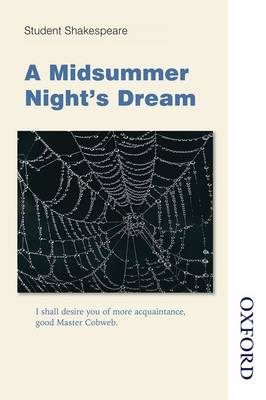 Student Shakespeare - A Midsummer Night's Dream (Paperback)