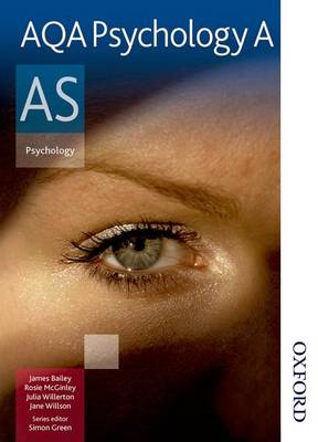 AQA Psychology A AS: Student's Book (Paperback)