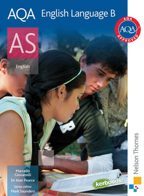 AQA English Language B AS: Student's Book (Paperback)