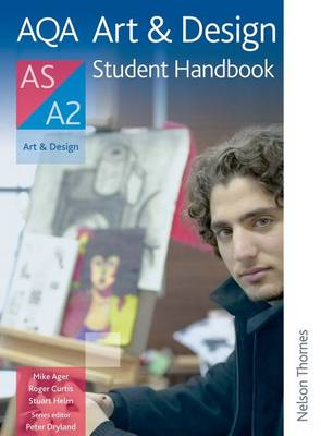 AQA Art and Design AS/A2: Student Book (Paperback)