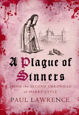 A Plague of Sinners - Harry Lytle Chronicles 2 (Paperback)