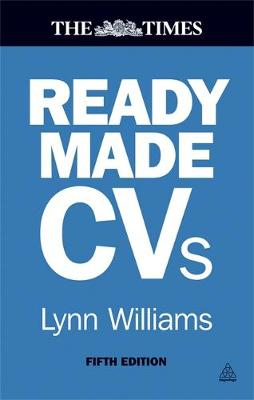Readymade CVs: Winning CVs and Cover Letters for Every Type of Job (Paperback)