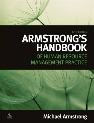 Armstrong's Handbook of Human Resource Management Practice (Paperback)