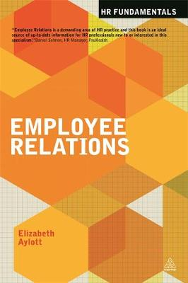 Employee Relations - HR Fundamentals 2 (Paperback)
