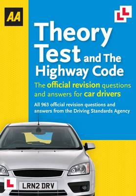 Theory Test and Highway Code: AA Driving Test (Paperback)