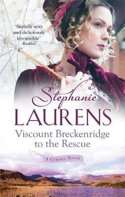Viscount Breckenridge to the Rescue - Cynster Sisters 1 (Paperback)