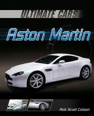Aston Martin - Ultimate Cars (Paperback)