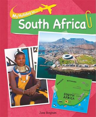 South Africa - My Holiday in No. 3 (Hardback)