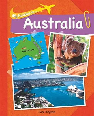 Australia - My Holiday in No. 2 (Hardback)