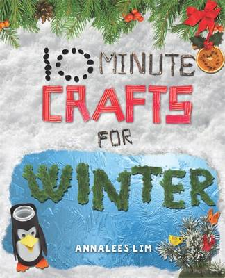 Winter - 10 Minute Crafts 4 (Paperback)