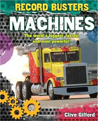 Machines - Record Busters 29 (Paperback)