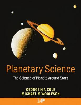 Planetary Science: The Science of Planets Around Stars (Paperback)